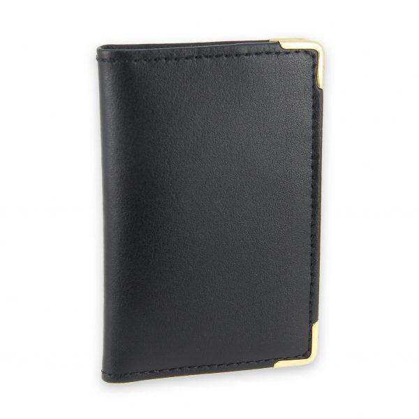 porte-cartes cuir noir 2
