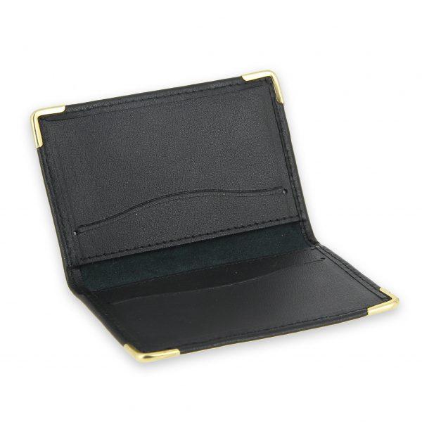 porte-cartes cuir noir 3