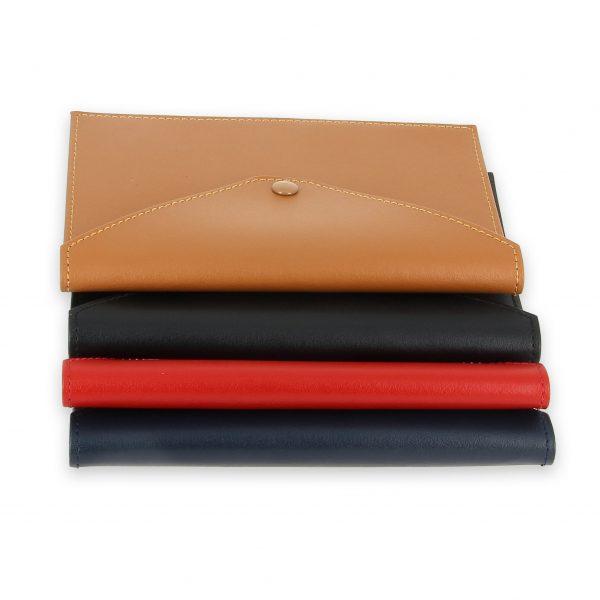 pochette documents cuir 4couleurs 1