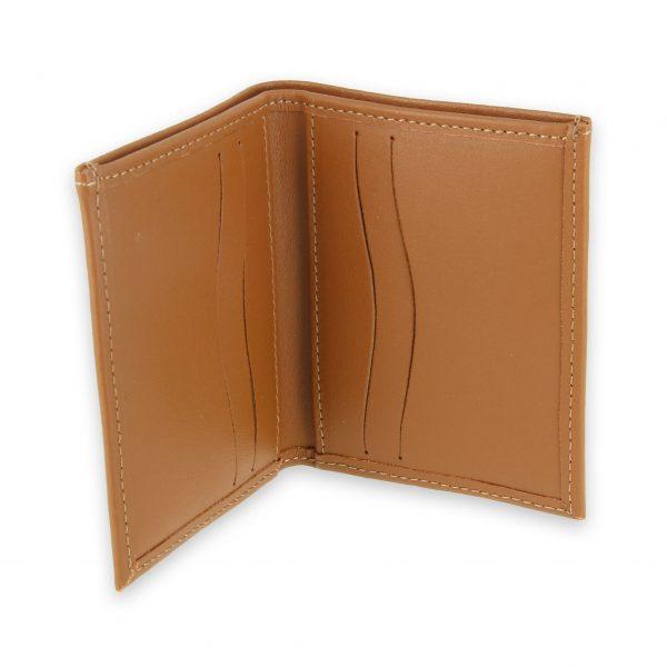 porte-cartes cuir 4 cartes porte-billets gold cuir 3