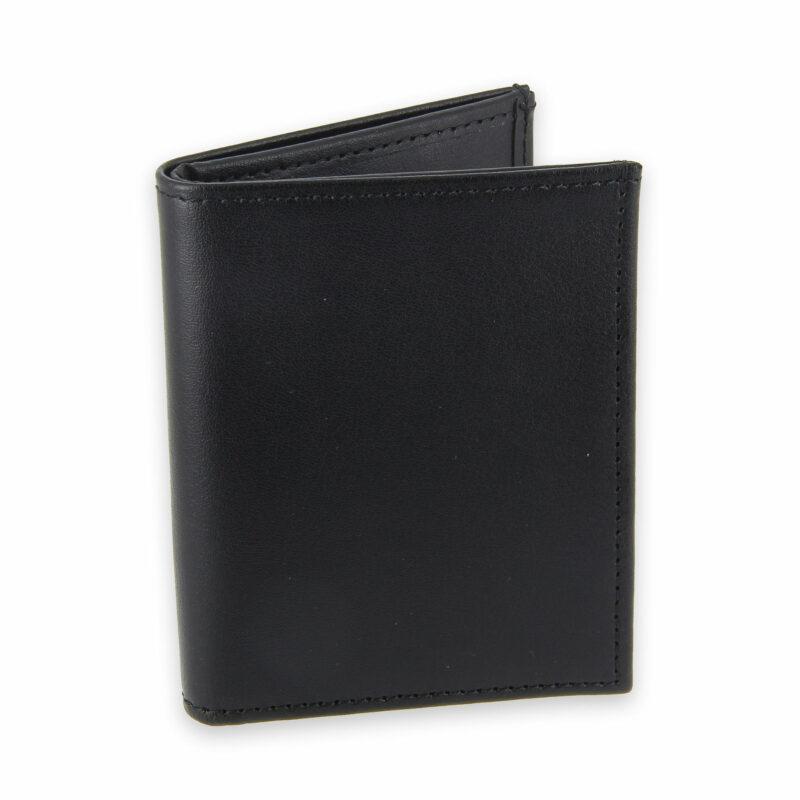 porte-cartes cuir 4 cartes porte-billets noir cuir 1