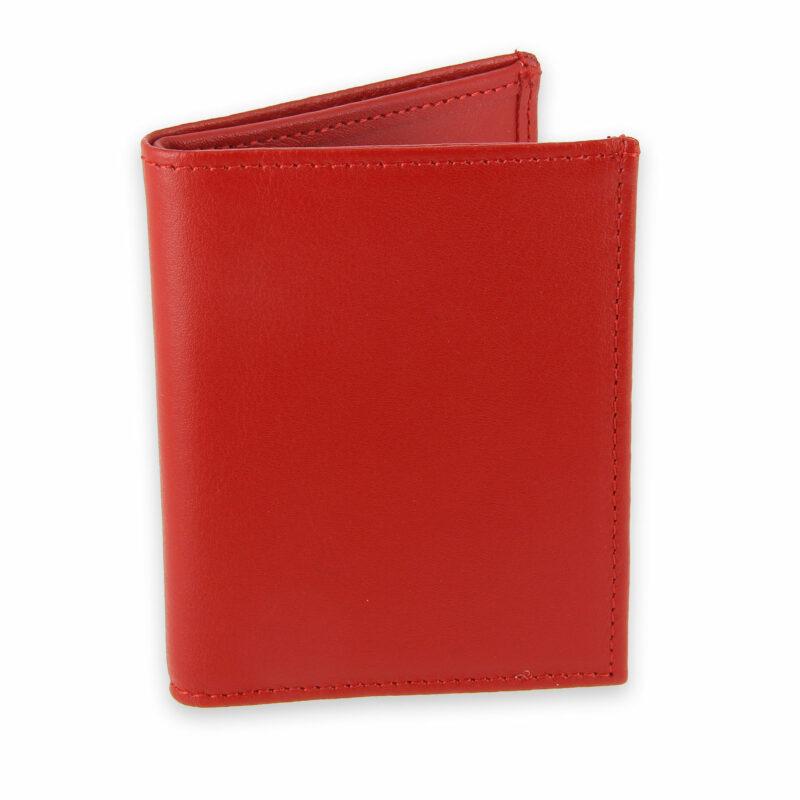 porte-cartes 4 cartes porte-billets rouge 1