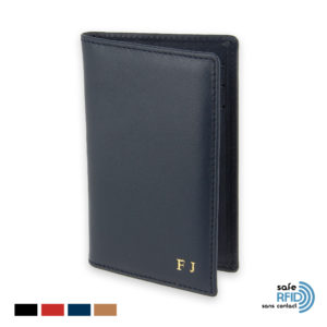 etui 6 cartes bancaires protection carte paiement sans contact rfid