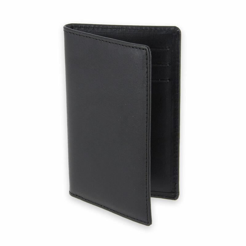 porte-cartes 6 cartes cuir noir 1