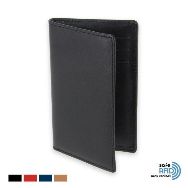 etui 6 cartes bancaires protection carte paiement sans contact rfid