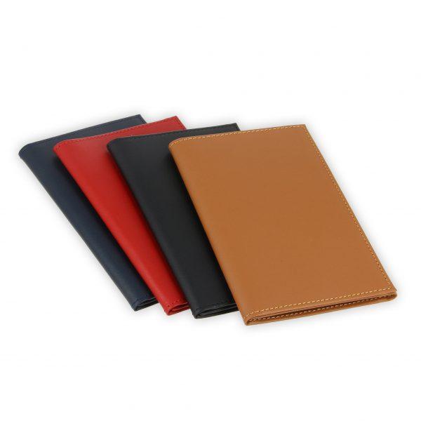 porte papiers vehicule cuir couleur 2