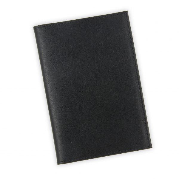 porte papiers vehicule cuir noir 1