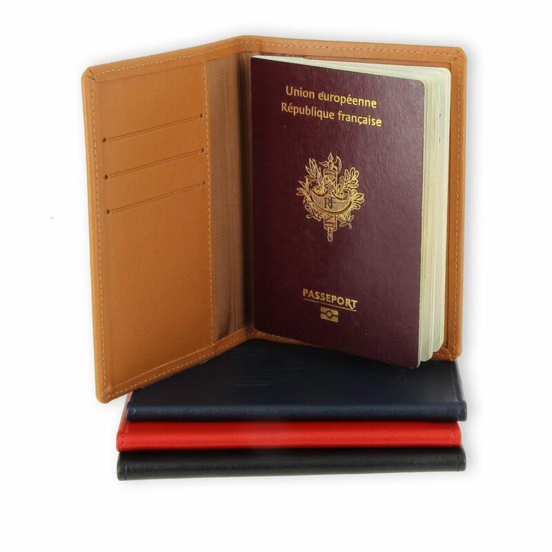 porte passeport cuir ensemble 2 2