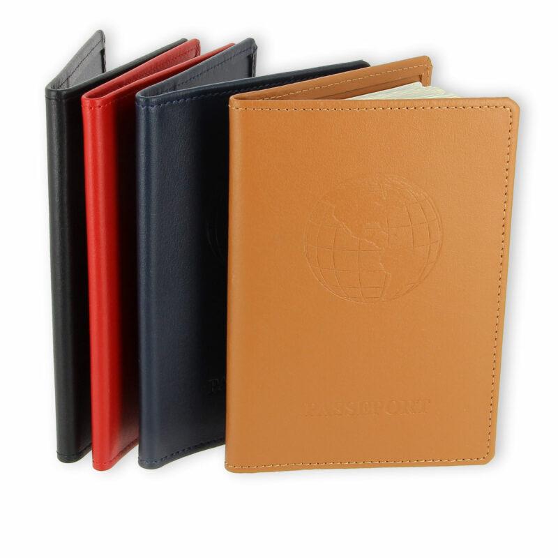 porte passeport cuir ensemble 2