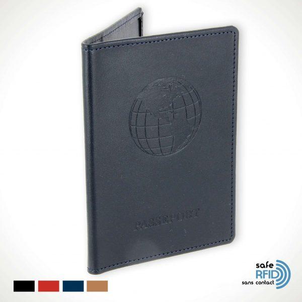 porte-passeport-cuir-bleu-marine-RFID