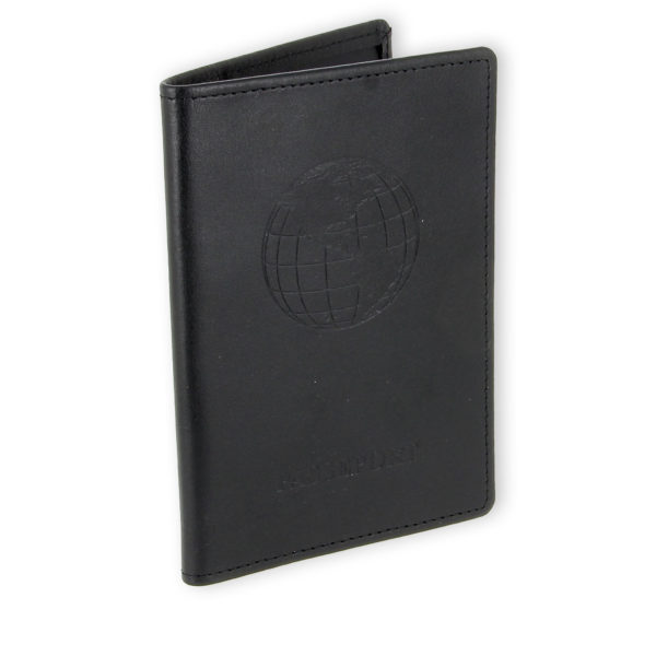 porte passeport cuir noir 2