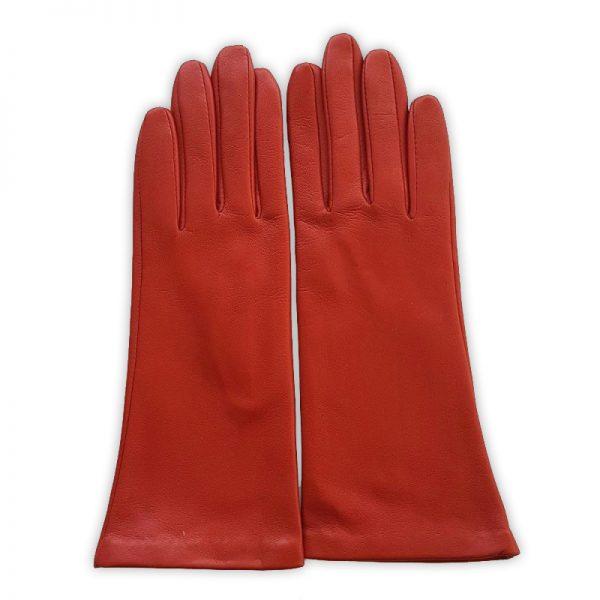 gants-femme-en-cuir-orange-coline