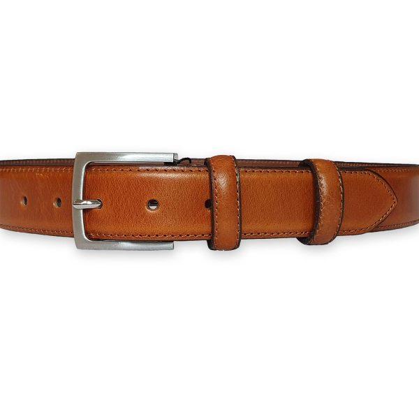 ceinture homme cuir marron Sienne 5
